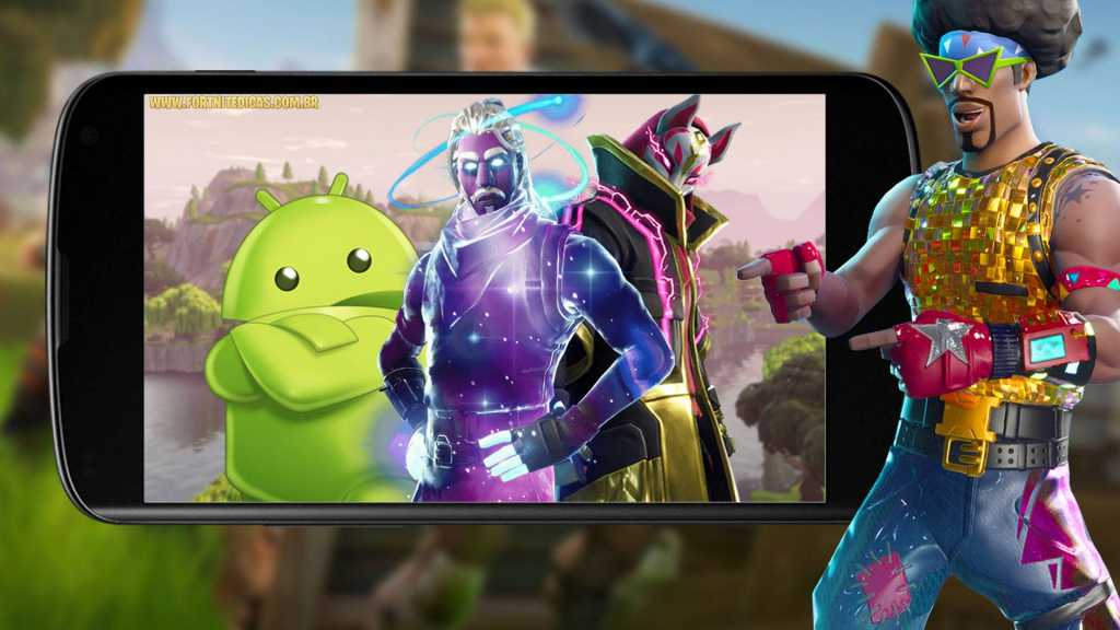 Download de Fortnite para Android - Passo a passo